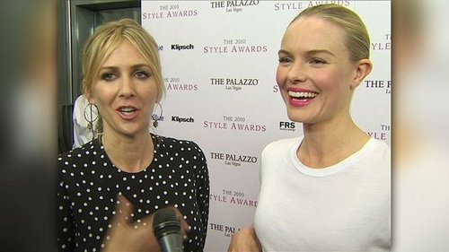Video of Kate Bosworth Talking About Her Dad at the Hollywood Style Awards 2010-12-13 13:12:45