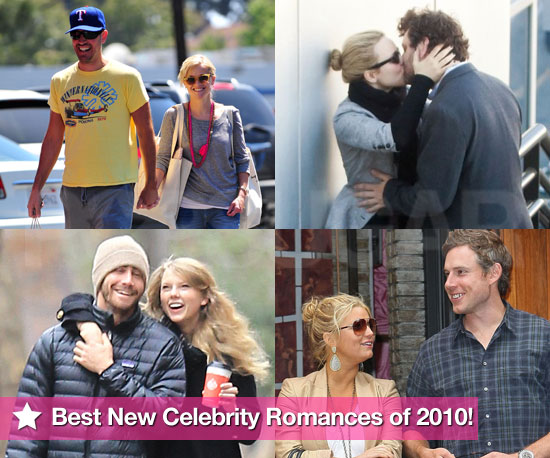 Best of 2010: The Year's Most Adorable New Celebrity Couples!