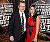 Slide Picture of Matt and Luciana Damon at True Grit Premiere in NYC