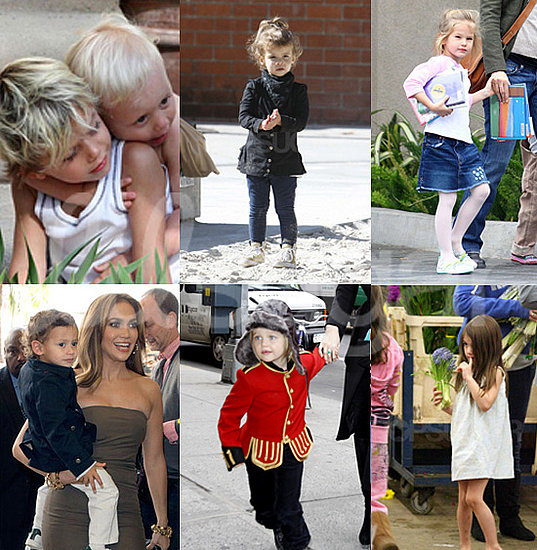 Best of 2010: Most Stylish Tots of the Year