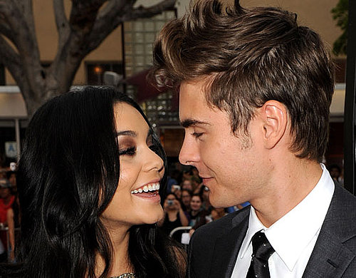 Vanessa Hudgens Zac Efron Split: Photos of Vanessa Hudgens' Hair and Makeup While She's Been With Zac
