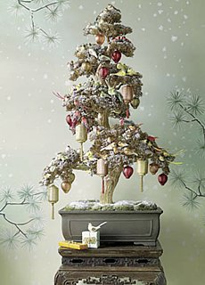 Bonsai Christmas Tree and Other Home Decor Links