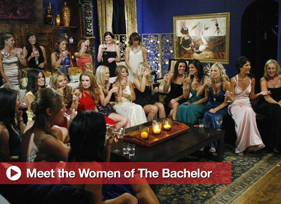 The Bachelor Contestant Photos, Season 15 With Brad Womack