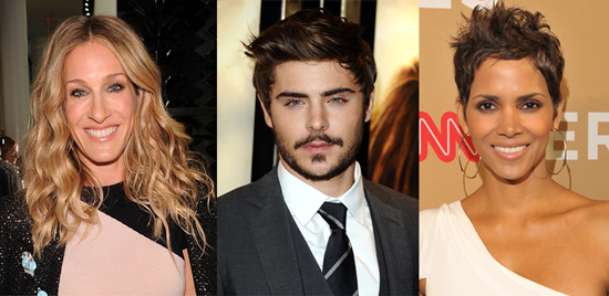 Sarah Jessica Parker, Zac Efron, and Halle Berry to Star in New Year's Eve Movie