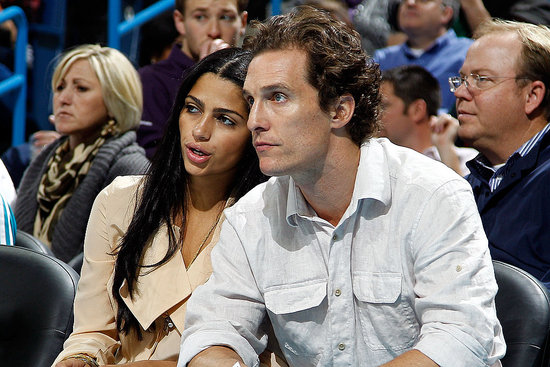 Matthew McConaughey and Camila Alves Have a Killer Night Out in New Orleans