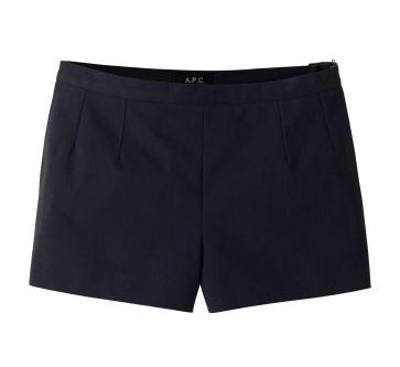 Mini Shorts ($68, originally $135)