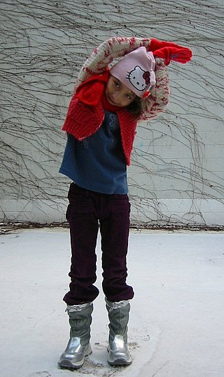 Strike a Holiday Yoga Pose! 12 Festive Stretches For Kids