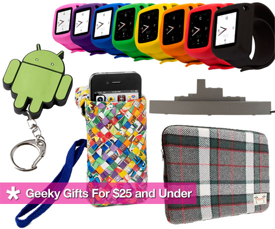 Gifts For $25 and Under