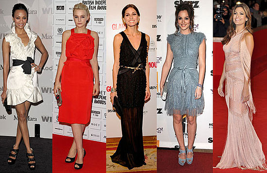 If you haven't yet, cast your vote for this year's red carpet queen.