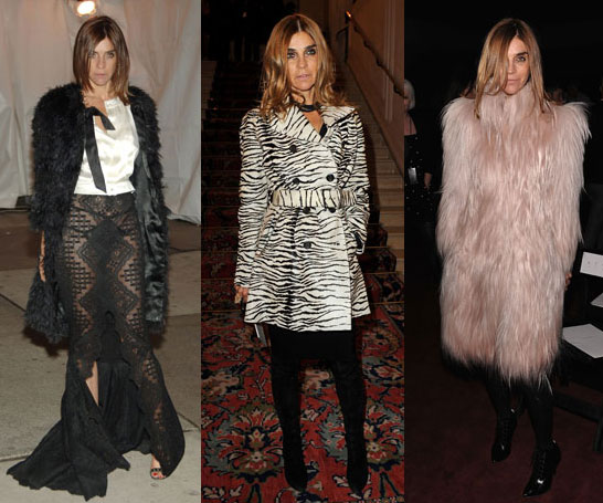 We're bidding adieu to Carine Roitfeld with a stylish tribute.