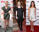 We're looking to our favorite celebs for holiday styling tips.