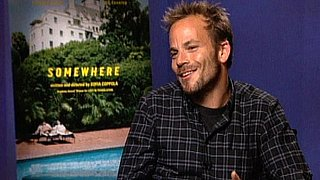 Video of Stephen Dorff Talking About Making Movies, Selling Out and Working With Sofia Coppola
