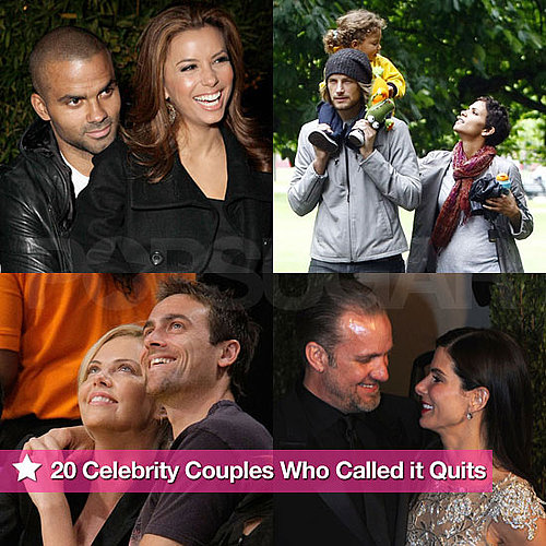 Slide Show of the Biggest Celebrity Breakups of 2010
