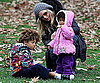 Slide Picture of Heidi Klum With Johan and Lou Samuel