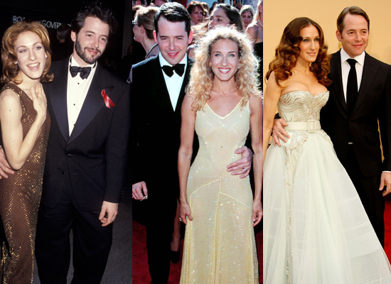 Lifetime Achievement: Red-Carpet Couples
