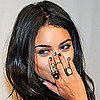 Vanessa Hudgens's Wild New Birthday Nails