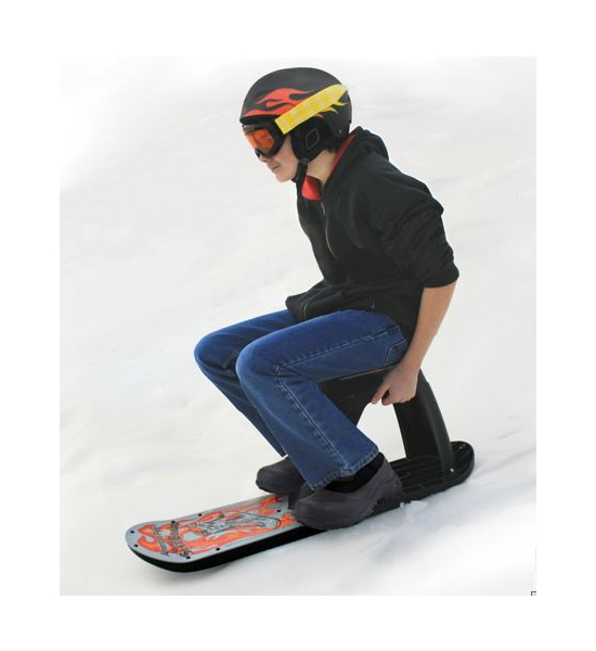 Seated Sled Board