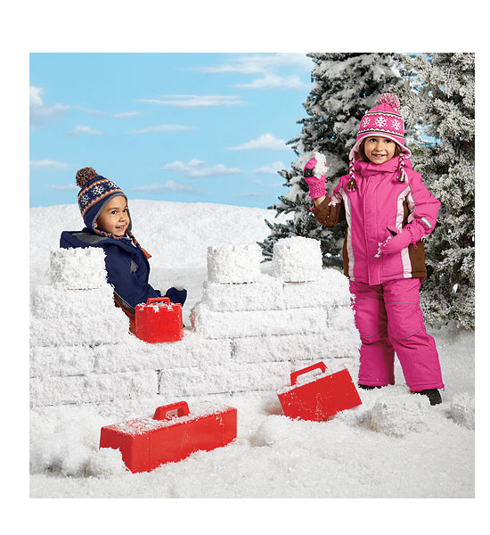 Snow Fort & Castle Show