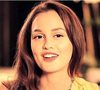Leighton Meester's Korean Makeup Ad