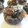 Vegetarian Stuffed Mushroom Recipe