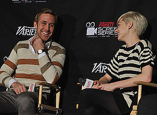 Video of Ryan Gosling and Michelle Williams Talking Dating Rumors