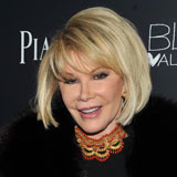 Joan Rivers Wishes More Animals Were Gay