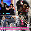 Pictures of Jennifer Garner, Ben Affleck, Seraphina Affleck, and Violet Affleck in 2010
