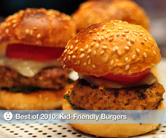 Best of 2010: Kid-Friendly Burgers