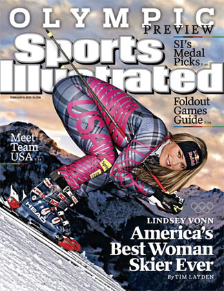 Lindsey Vonn's SI Cover: OMG or No Biggie?
