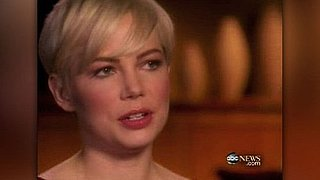 Video of Michelle Williams Talking About Heath Ledger 2010-12-22 11:27:11