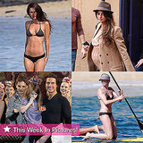 Pictures of Megan Fox and Cameron Diaz in a Bikini, Katie Holmes, Tom and Suri Cruise, and Pregnant Penelope Cruz