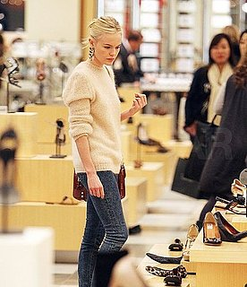 Pictures of Kate Bosworth Holiday Shopping at Barneys in LA