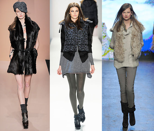 Extremely Warm and Incredibly Chic: Winter Vests