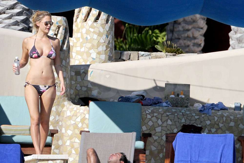 Bar Refaeli Shows Her Bikini Body Is Still World Class