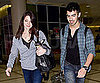 Slide Picture of Ashley Greene and Joe Jonas at LAX