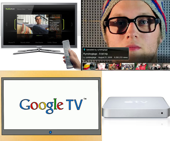 Smart TV Attachments