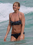 Pictures of Zoe Ball in Bikini on Holiday in Miami With Norman Cook and Children Woody and Nelly