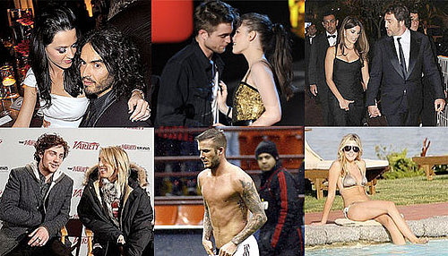 Best Celebrity Pictures of 2010