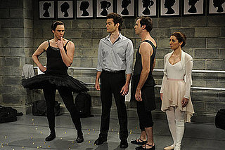 Jim Carrey Performing Ballet Parody of Black Swan on Saturday Night Live
