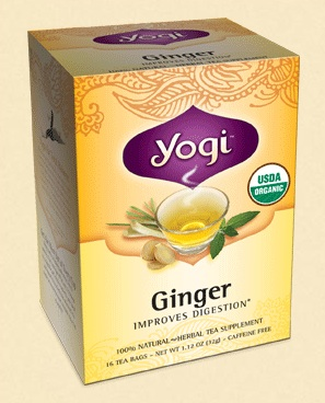 Yogi Ginger Tea