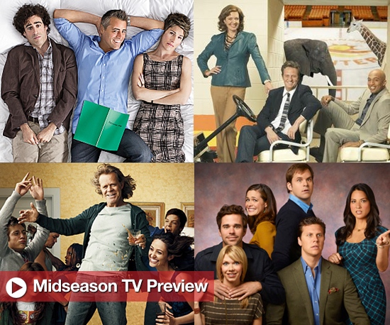 2011 Midseason Shows Including Off The Map, Mr. Sunshine, Perfect Couples, Traffic Light, The Cape