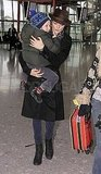Rachel Weisz and Daniel Craig Take Off Following a Romantic Holiday in England