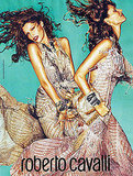 Malgosia Bela and Laetitia Casta For Roberto Cavalli