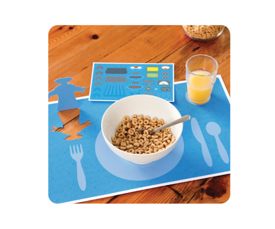 Hello Hanna Placemats
