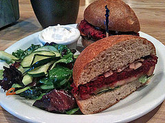 Detox Foods at the Plant Cafe Organic in San Francisco