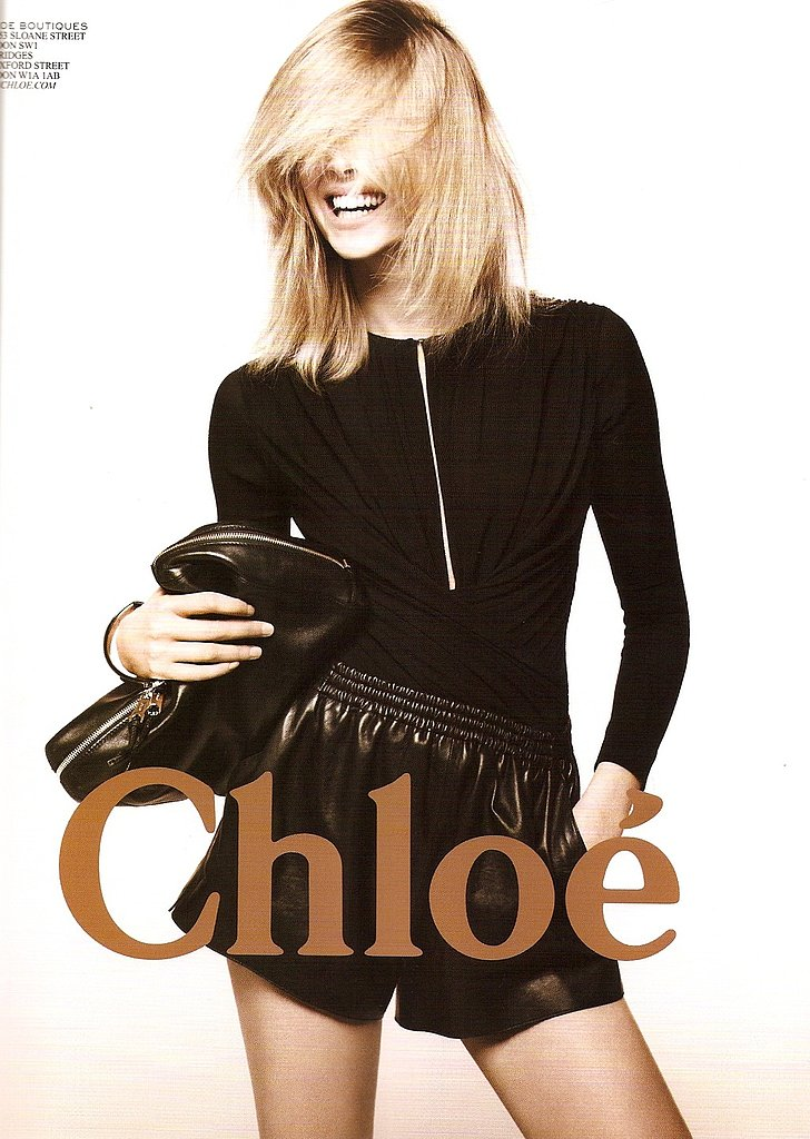 Iselin Steiro for Chloe, by David Sims