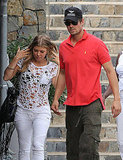 Fergie Flaunts Her Booty Shorts During Date Night and Josh Duhamel Goes Shirtless