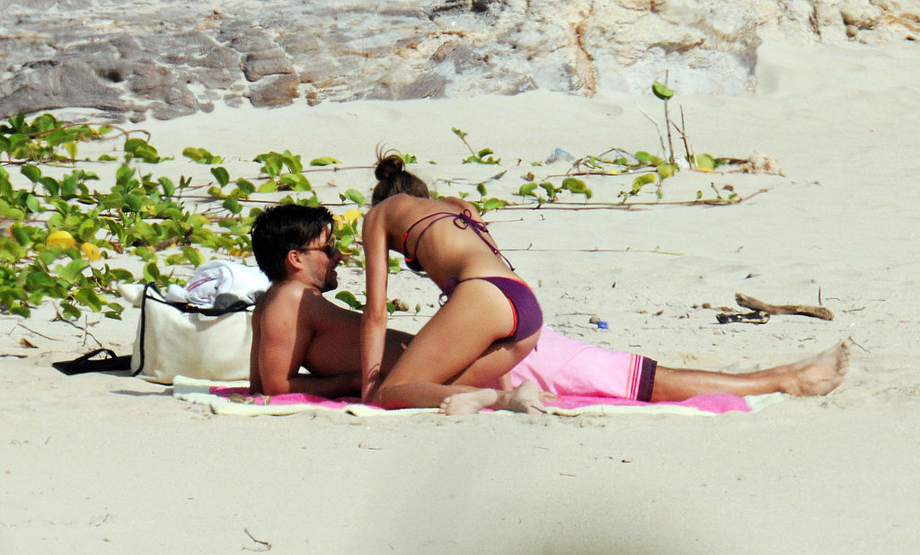 Bikini-Clad Olivia Palermo Makes Out With Her Boyfriend on the Beach!
