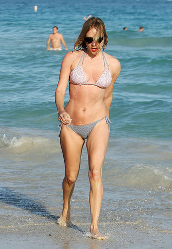 Pictures of Chloe Sevigny in a Bikini in Miami