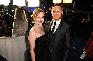 Pictures of Zac Efron and Emma Roberts at the 2011 People's Choice Awards 2011-01-05 18:06:17